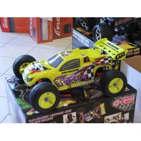 GM RACING FUN-TRUGGY-LEOPARD 4WD 1/8 RTR