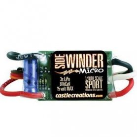 Regulator Sidewinder Micro ESC