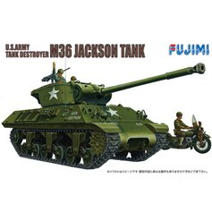 Fujimi 1:76 M36 Jackson