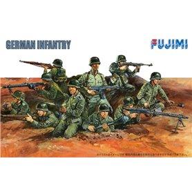 Fujimi 761060 1/76 WA-25 German Infantry