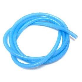 Przewód paliwowy silikonowy - niebieski