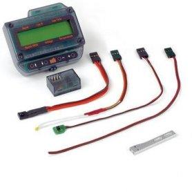 Spektrum Telemetria - zestaw elektro