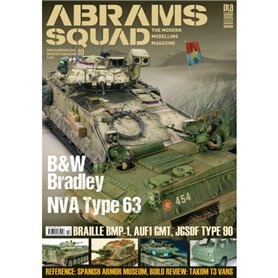 Abrams Squad Bear In The Sand - ISSN 2340-1850