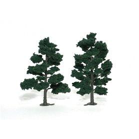 "Woodland WTR1517 6-7"" Rm Real Dk Gr 2/Pk"