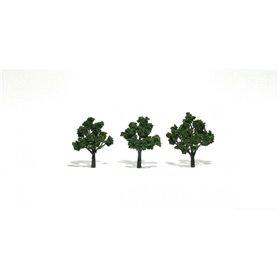 "Woodland WTR1507 3-4"" Rm Real Med Gr 3/Pk"