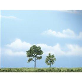 "Woodland WTR1607 1 3/4-3"" Prem Locust 2/Pk"