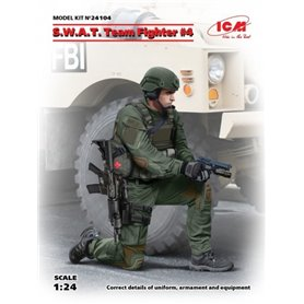 ICM 24104 S.W.A.T. Tram
