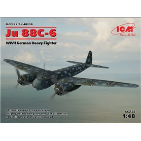 ICM 48238 Ju-88C-6 Heavy Fighter