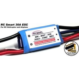 Regulator RC Smart Brushless 30A