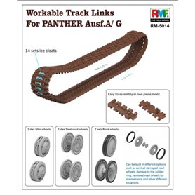 RFM-5014 Panther A/G Workable Tracks