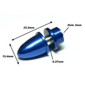 Piasta aluminiowa 3.0mm