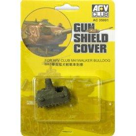 AFV Club AC35001 M41 Gun Shield Cover