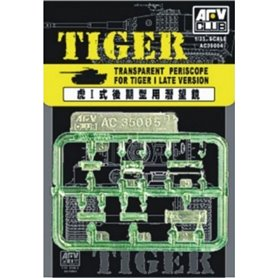 AFV Club AC35004 Transparent Periscope or Tiger I