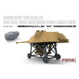 Meng SPS-061 Maintenance Stand & Muzzle Cover