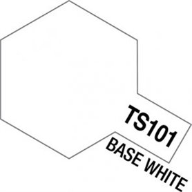 Tamiya TS-101 Podkład biały w sprayu / 100ml