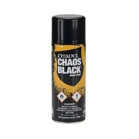 Podkład Chaos Black Spray