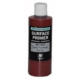 Vallejo Podkład akrylowy SURFACE PRIMER 200ml German Red Brown / Rotbraun RAL 8012