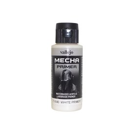 Vallejo 73640 Mecha Primer White 60 ml