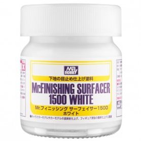 Mr.Finishing Surfacer 1500 White - SF-291