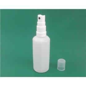 Butelka plastikowa z atomizerem 100ml