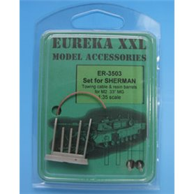 Eureka XXL 1:35 Towing cable for M4 Sherman Tank