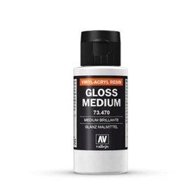 Vallejo Gloss medium 60 ml