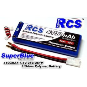 Pakiet LiPol RC Smart 7,4V 4100mAh 25-50C