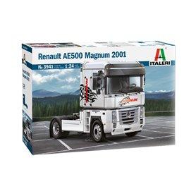 Italeri 3941 1/24 Renault Magnum AE500(2001)
