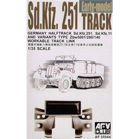 AFV Club AF35044 Sdkfz 251 Track