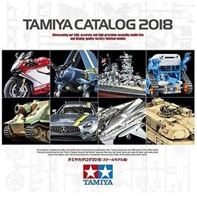Tamiya 64413 2018 Tamiya Catalog