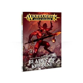 Battletome: Blades Of Khorne (HB)