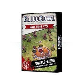 Blood Bowl: Elf Pitch & Dugouts