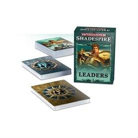 Warhammer Underworlds Shadespire Leader Cards