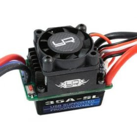 Regulator Yeah Racing Ultimate Brainpower 35A V2