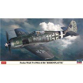 Hasegawa 07470 Focke Wulf Fw190A-8/R8 'Bodenplatte