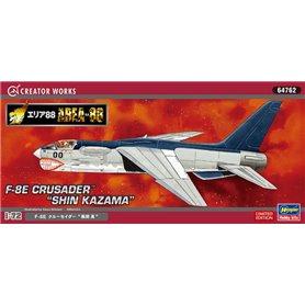 Hasegawa 64762 Area 88 F-8E Crusader