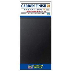 Hasegawa TF9-71809 Carbon Finish 20 Fine Meshes