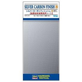 Hasegawa TF18-71818 Silver Carbon Finish 20