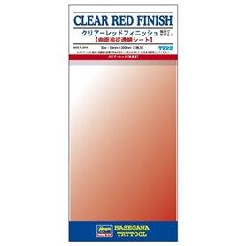 Hasegawa TF22-71822 Clear Red Finish