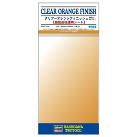 Hasegawa TF23-71823 Clear Orange Finish