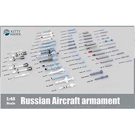 Kitty Hawk 80151 Russian Aircraft Armament