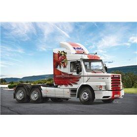 Italeri 3937 1/24 Scania T143H 6X2 Classic Truck