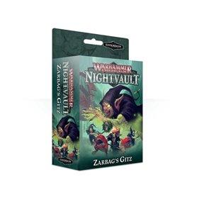 Warhammerh Underworlds: Zarbags Gitz