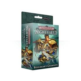 Warhammerh Underworlds: Steelhearts Champions