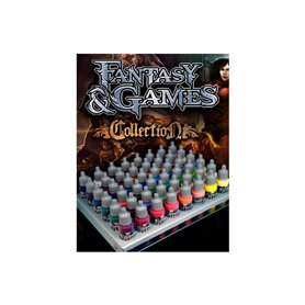 Scale 75 Zestaw farb FANTASY & GAMES COLLECTION