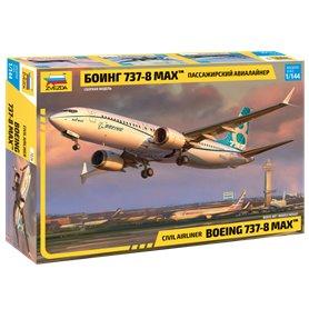 Zvezda 1:144 Boeing 737-8 MAX