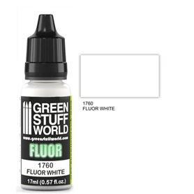 Green Stuff World Fluor Paint WHITE
