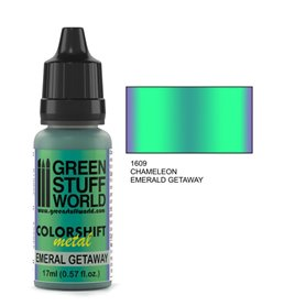 Green Stuff World Farba akrylowa CHAMELEON EMERALD GETAWAY / 17ml