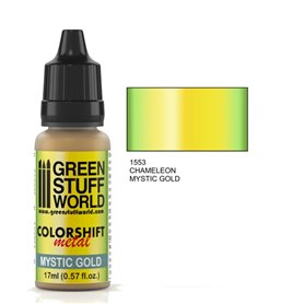 Green Stuff World Farba akrylowa CHAMELEON MYSTIC GOLD / 17ml