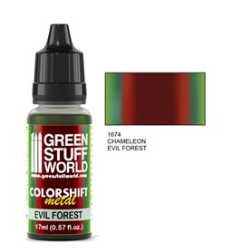 Green Stuff World Farba akrylowa CHAMELEON EVIL FOREST / 17ml